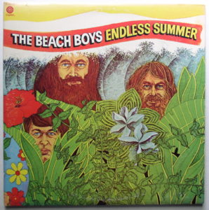 Beach Boys / Endless Summer LP Capitol RCA Record Club 1974 Orange Labels 1